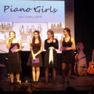 Piano Girls – Benefizkonzert 2016