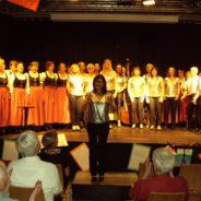 Singen macht und bringt Freude