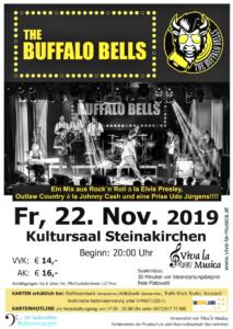 Plakat Buffalo Bells