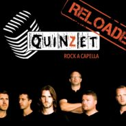 QUINZET – ROCK A CAPELLA